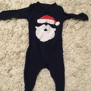 Gap Christmas 0-6 months onepiece